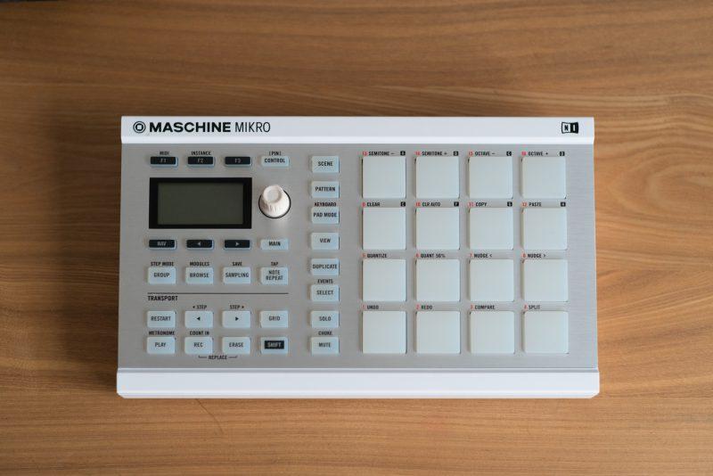 Maschine Mikro MK2 カスタム 12inchSkinz